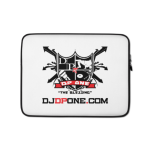 DJDPONE.COM – Laptop Sleeve
