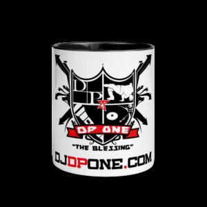 DJDPONE.COM – Mug with Color Inside
