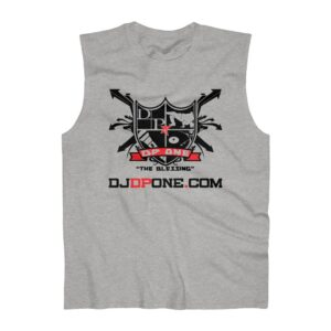 DJDPONE.COM – Men's Ultra Cotton Sleeveless Tank