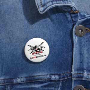 DJDPONE.COM – Custom Pin Buttons