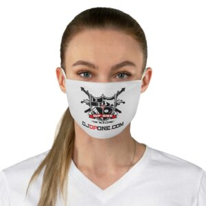 DJDPONE.COM – Fabric Face Mask