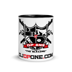 DJDPONE.COM – Mug with Color Inside