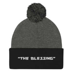 """THE BLESSING"" – Pom-Pom Beanie"