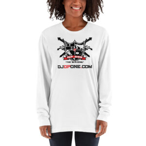 """""""THE BLESSING"""" – Unisex Long Sleeve Tee (Front & Back)"""