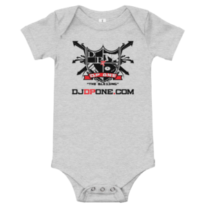 DJDPONE.COM – Infant Bodysuit