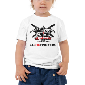 DJDPONE.COM – Toddler Short Sleeve Tee