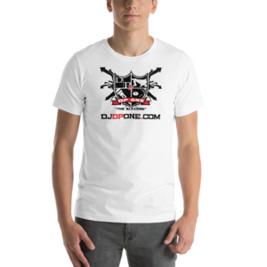 DJDPONE.COM – Unisex Short Sleeve Tee