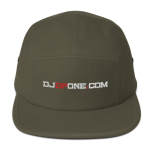DJDPONE.COM – Five Panel Cap