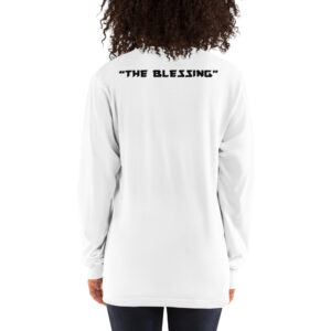 """THE BLESSING"" – Unisex Long Sleeve Tee (Front & Back)"