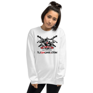 DJDPONE.COM – Unisex Sweatshirt
