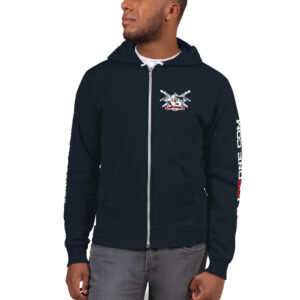 DJDPONE.COM / The Blessing – Unisex Zip Up Hoodie