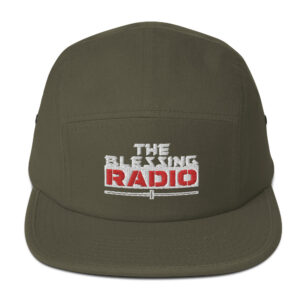 The Blessing Radio – Five Panel Cap