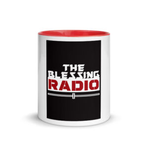 The Blessing Radio – Mug with Color Inside